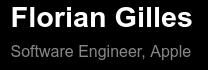 Screenshot, Website, Glorian Gilles (13.07.2021)